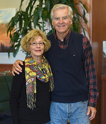 Al and Carol Ann Olson